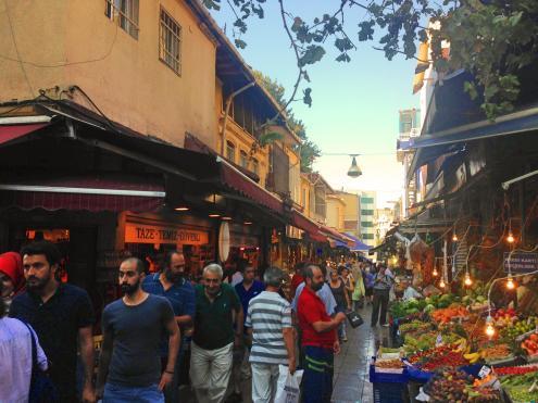 Kadıköy Fish Market