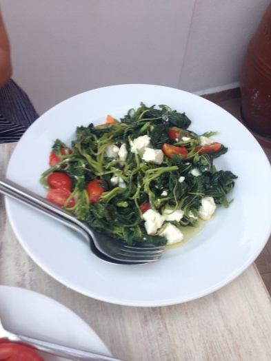 Horta Salad