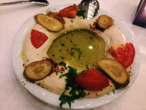 Butter Hummus